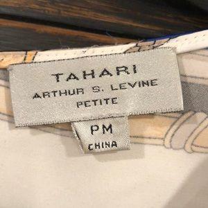 9f3c5ccf9de Tahari Tops - Arthur S Levine Tahari Boss Lady Satin shirt